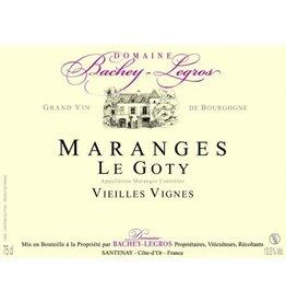 "French Wine Domaine Bachey-Legros Maranges ""Le Goty"" Veilles Vignes 2014 750ml"