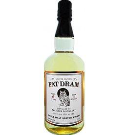 Scotch Fat Dram Talisker 6 Year Cask #13670 58.9%abv One Liter