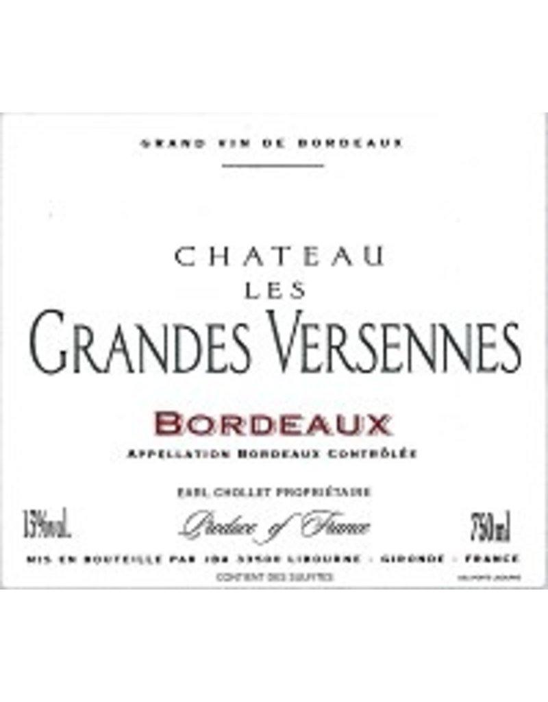 Chateau les Grande Versennes Bordeaux 2014 750ml