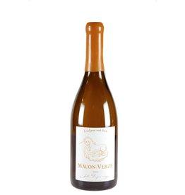 French Wine Jules Desjourneys Macon-Verze 2015 750ml