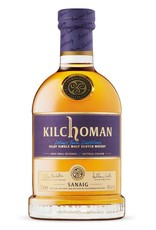 "Kilchoman ""Sanaig"" Islay Single Malt Scotch Whisky 750ml"
