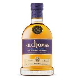 "Scotch Kilchoman ""Sanaig"" Islay Single Malt Scotch Whisky 750ml"