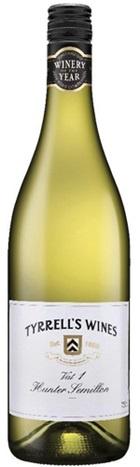 """Australia/New Zealand Wine Tyrrell's Wines """"Vat 1"""" Hunter Semillon 2012 750ml"""