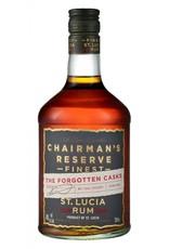 "Rum Chairman's Reserve ""The Forgotten Casks"" Rum Saint Lucia 750ml"