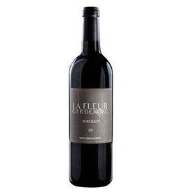 """French Wine Pueyo """"La Fleur Garderose"""" Bordeaux 2016 750ml"""