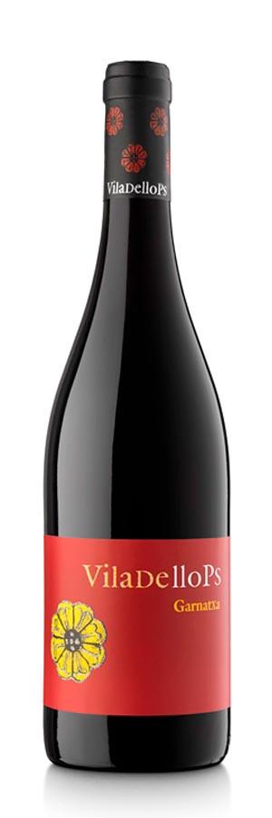 Spanish Wine Vila De Llops Garnatxa Penedes 2017 750ml
