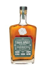 Whiskey David James Straight American Whiskey Batch 01 750ml