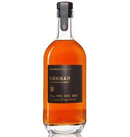 """Rye Whiskey Far North Spirits """"Roknar"""" 100% Rye Whiskey 750ml"""