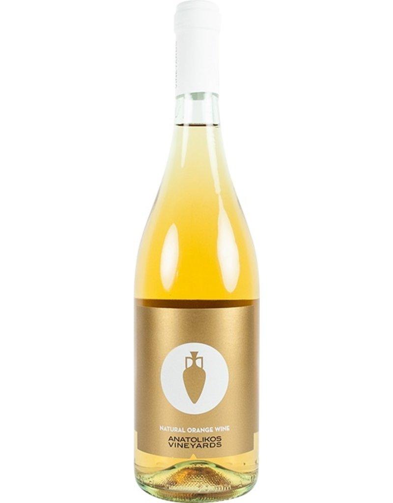 Greek Wine Anatolikos Orange Wine 2017 750ml