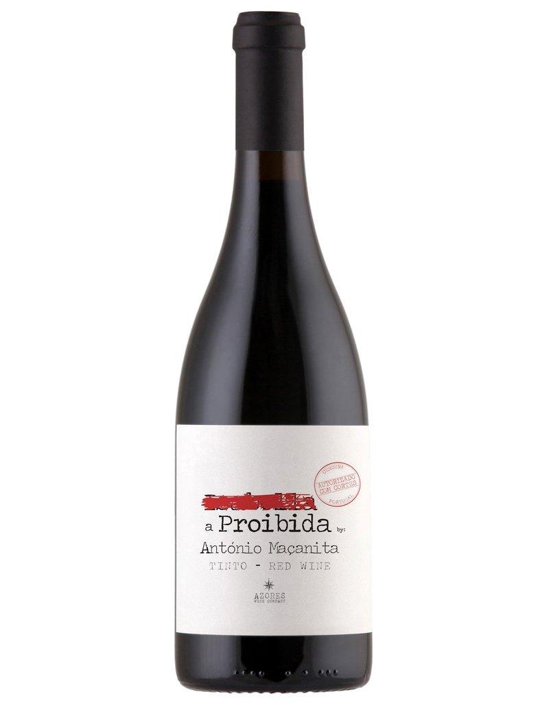 "Azores Wine Co. (Antonio Maçanita) ""a Proibida"" Tinto ""Rare Grape Collection"" Portugal 2017 750ml"