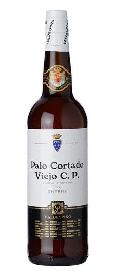 "Sherry Valdespino Palo Cortado ""Viejo C.P."" Dry Sherry 750ml"