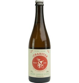 "Cider Tandem ""Crabster"" Hard Apple Cider 750ml"