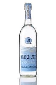 "Vodka Bend Distillery ""Crater Lake"" Vodka 750ml"