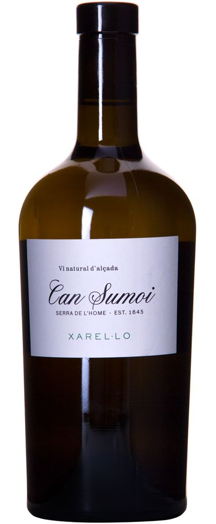 Spanish Wine Can Sumoi Xarel.lo Serra de L'Home Penedes 2017 750ml