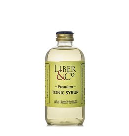Liber & Co. Premium Tonic Syrup 9.5oz
