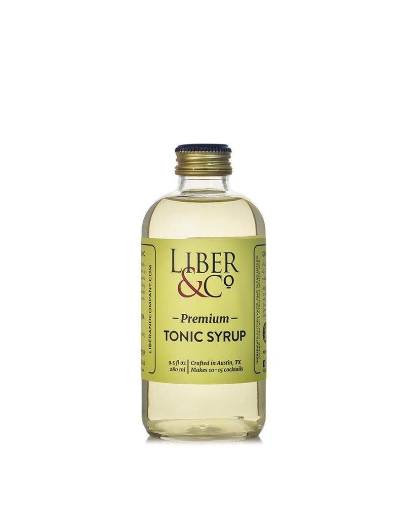 Liber & Co. Premium Tonic Syrup 9.5oz