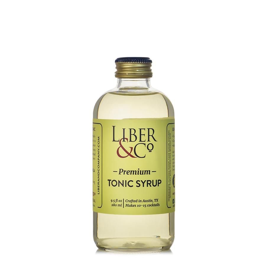 Mixer Liber & Co. Premium Tonic Syrup 9.5oz