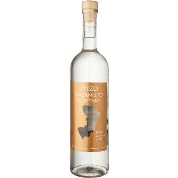 Liqueur Stoupakis Kazanisto Ouzo 750ml