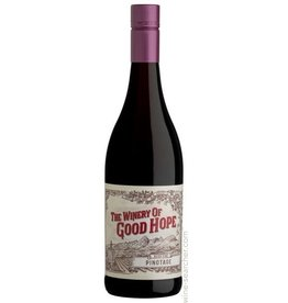 South African Wine The Winery of Good Hope Pinotage Coastal Region South Africa 2018 750ml