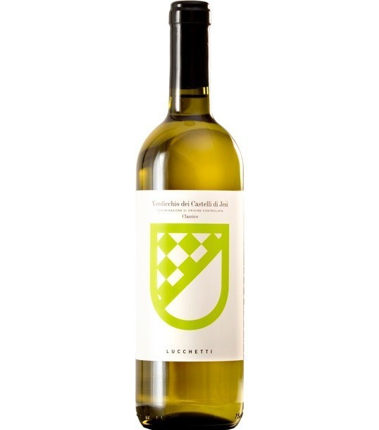 Italian Wine Lucchetti Verdicchio di Castelli di Jesi Classico 2017m 750ml