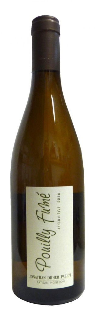 "French Wine Jonathan Didier Pabiot Pouilly-Fumé ""Florilége"" 2016 750ml"