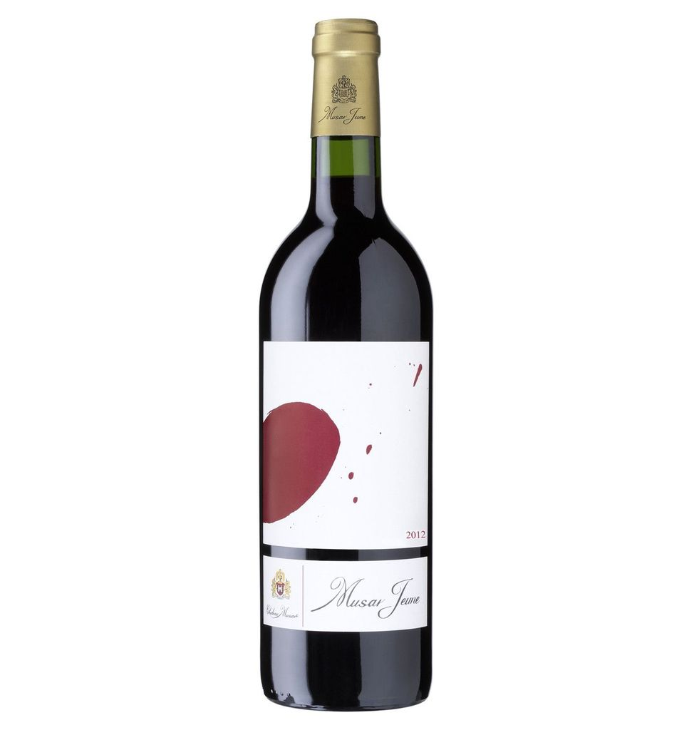 """Middle East Wine Chateau Musar """"Musar Jeune"""" Bekka Valley Lebanon 2015 750ml"""