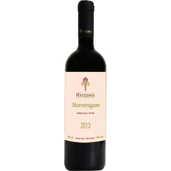 Greek Wine Hatzidakis Mavrotragano 2014 750ml
