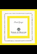 Greek Wine Simon di Brazzan Pinot Grigio 2016 750ml