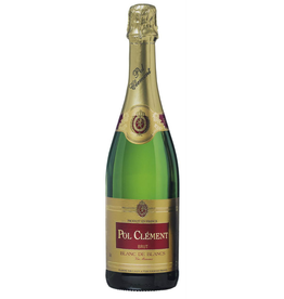 Sparkling Wine Pol Clement Brut Blanc de Blanc Vin Mousseux NV 750ml