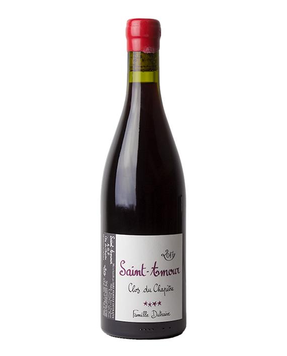"""French Wine Famille Dutraive Saint Amour """"Clos du Chapitre"""" 2017 750ml"""