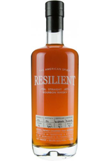Bourbon Resilient Barrel #107 14 Year Straight Bourbon Whiskey Cask Strength 750ml