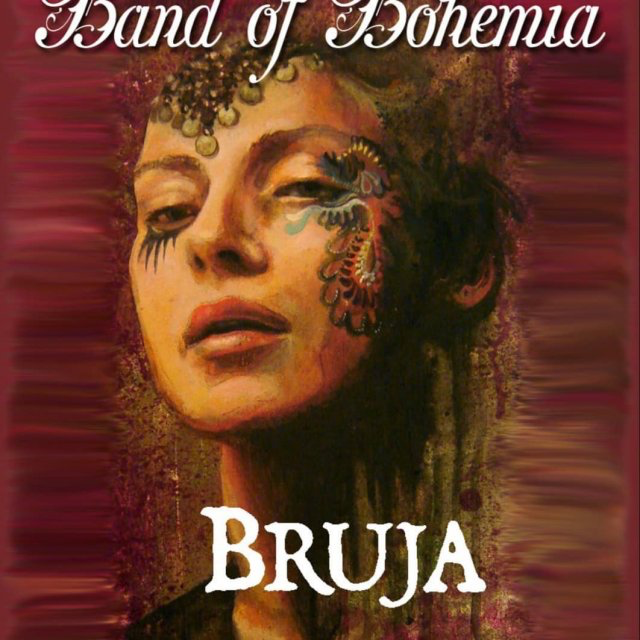 "Beer Band of Bohemia ""Bruja"" 1 pint 9 ounces"