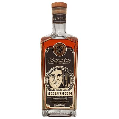 """Bourbon Detroit City Bourbon """"Butcher's Cut"""" 750ml"""