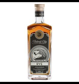 """Rye Whiskey Detroit City """"Homegrown"""" Rye Whiskey 750ml"""