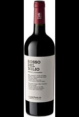 """Italian Wine Case Paolin """"Rosso del Milio"""" Veneto Rosso 2016 750ml"""