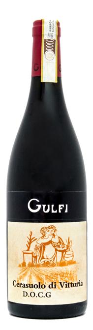 Italian Wine Gulfi Cerasuolo di Vitoria 2017 750ml
