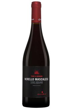 """Italian Wine Caruso Minini """"Terre di Giumara"""" Frappato Nerello Mascalese Terre Siciliane 2016 750ml"""