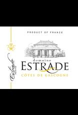 French Wine Domaine Estrade Cotes de Gascogne Blanc 2017 750ml