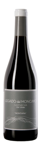 Spanish Wine Legado del Moncayo Garnacha Campo de Borja 2015 750ml