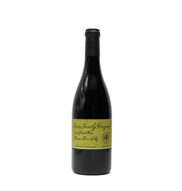 American Wine Davis Family Pinot Noir Russian River Valley 2016 750ml