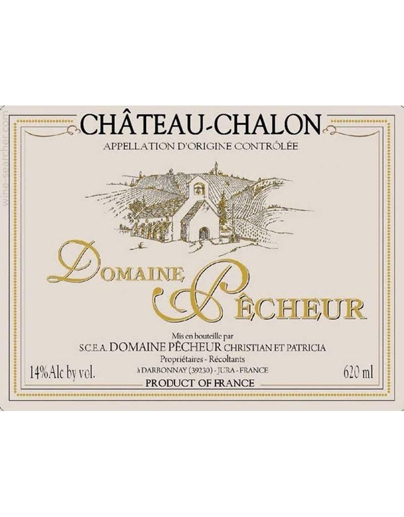 French Wine Domaine Pêcheur Château-Chalon 2008 620ml