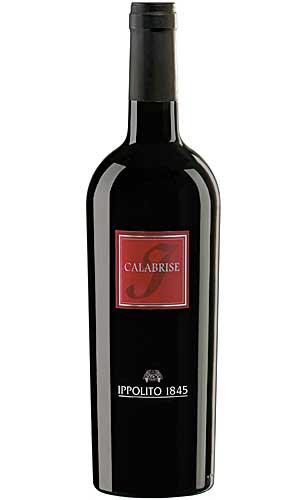 """Italian Wine Ippolito """"Calabrise"""" Calabria Rosso 2016 750ml"""