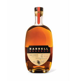Barrell Craft Bourbon Batch #017 10 Years 4 Months 112.5 Proof 750ml