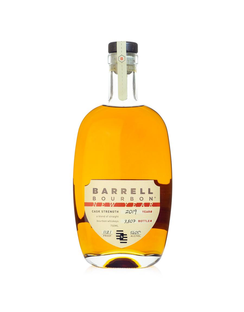 "Barrell Craft ""New Year"" Bourbon Cask Strength 2019 750ml"