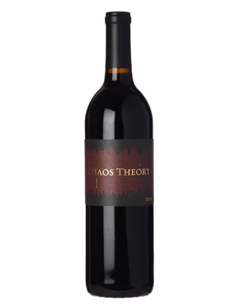 """American Wine Brown Estate """"Chaos Theory"""" Napa Valley 2016 750ml"""