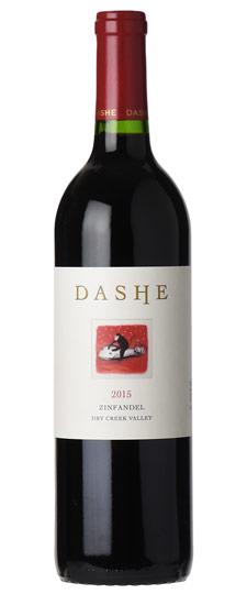 American Wine Dashe Zinfandel Dry Creek Valley 2015 750ml