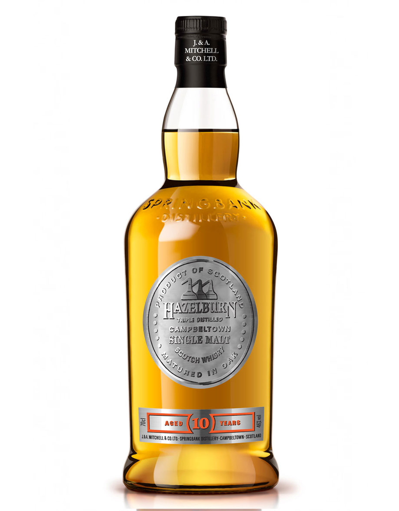 Hazelburn 10 Year Single Malt Scotch 750ml