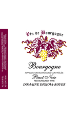 French Wine Digioia-Royer Bourgogne Rouge 2013 750ml