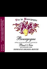 French Wine Digioia-Royer Bourgogne Rouge 2013 750ml
