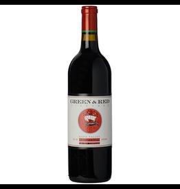 "American Wine Green & Red ""Tip Top Vineyard"" Zinfandel Napa Valley California 2012 750ml"